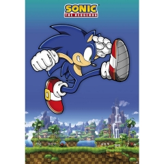 Постер ABYstyle: Sonic Jump O328