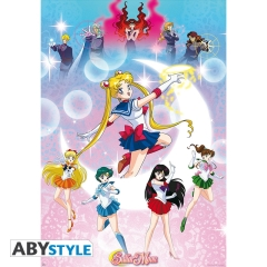 Постер ABYstyle: Sailor Moon Moonlight Power O333