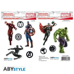 Наклейки ABYstyle Marvel Stickers Avengers 417