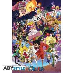 Постер ABYstyle: One Piece Big Mom Saga O536