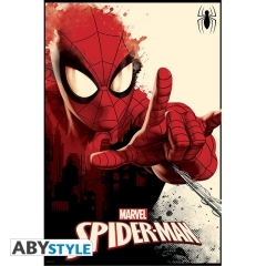 Постер ABYstyle: Marvel Spider Man Friendly Neighborhood O562