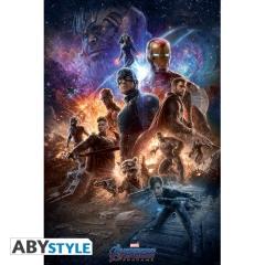 Постер ABYstyle: Marvel: Avengers Endgame O563