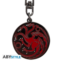 Брелок ABYstyle Game of Thrones Targaryen 011