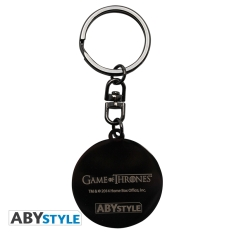 Брелок ABYstyle Game of Thrones Winter is coming 034