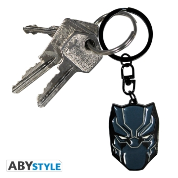 Брелок ABYstyle MARVEL Black Panther 199