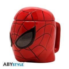 Кружка ABYstyle Mug 3D Marvel Spider Man 420