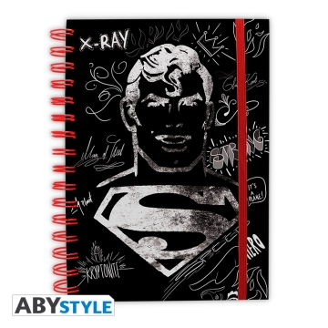 Записная книжка ABYstyle: DC Comics: Graphic Superman