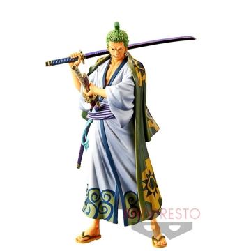 Фигурка Banpresto One Piece The Grandline Men Wanokuni Zoro 39846
