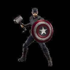 Фигурка SH Figuarts Avengers Endgame Captain America 587312