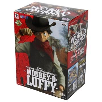 Фигурка Banpresto One Piece Treasure Cruise World Journey Monkey D Luffy 82625