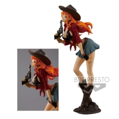 Фигурка Banpresto One Piece Treasure Cruise World Journey Nami 82626