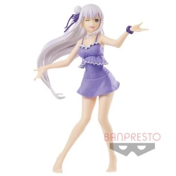 Фигурка Re Zero Starting Life in Another World EXQ Emilia 39989