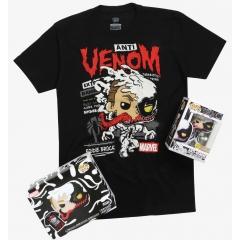 Набор Funko POP And Tee: Anti-Venom (S) 36752