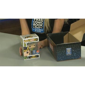 Коробка Funko Marvel Loki Mystery Box PX Exclusive