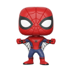 Коробка Funko Marvel Collector Corps: Spider-Man Homecoming Box