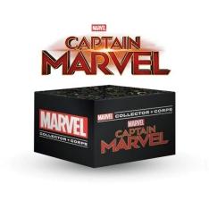 Коробка Funko Marvel Collector Corps Box: Captain Marvel