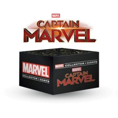 Коробка Funko Marvel Collector Corps Box: Captain Marvel