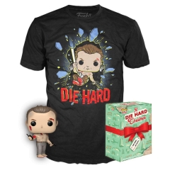 Набор Funko POP and Tee Box: Die Hard (S) 37278