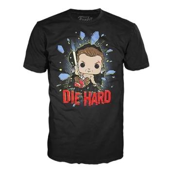 Набор Funko POP and Tee Box: Die Hard (S) 37278