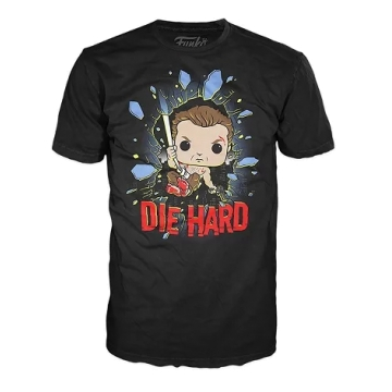 Набор Funko POP and Tee Box: Die Hard (XL) 37281