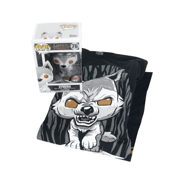 Набор Funko POP and Tee Box: Game of Thrones: Nymeria (S) 38639