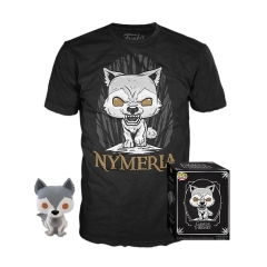Набор Funko POP and Tee Box: Game of Thrones: Nymeria (M) 38640