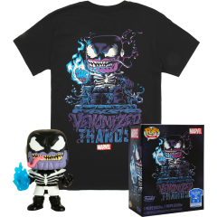 Набор Funko POP and Tee Box: Venomized Thanos (S) 45460