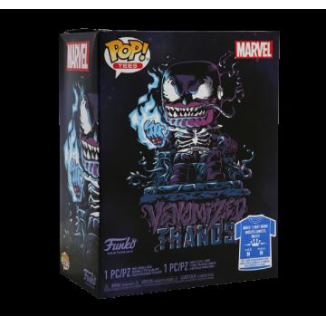 Набор Funko POP and Tee Box: Venomized Thanos (M) 45462