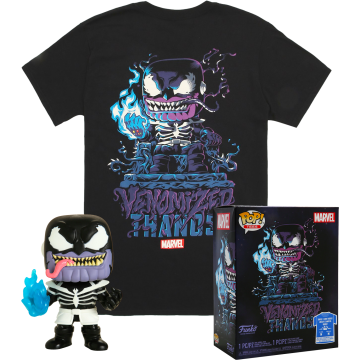 Набор Funko POP and Tee Box: Venomized Thanos (2XL) 45465