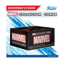 Коробка Funko Marvel Collector Corps Box: Holiday