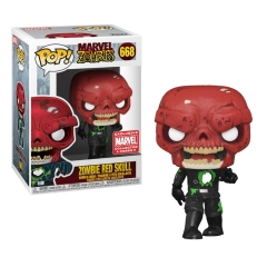 Коробка Funko Marvel Collector Corps Box: Marvel Zombies
