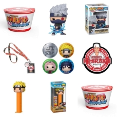 Набор Funko Box: Naruto Ramen Shop Only at GameStop 753266