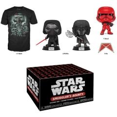 Коробка Funko Star Wars: Smugglers Bounty Box: Kylo Ren