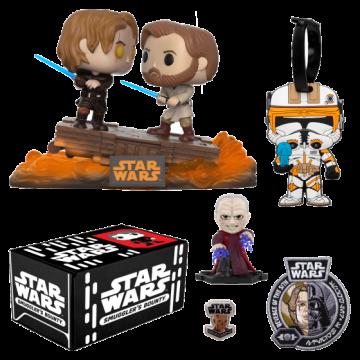 Коробка Funko Star Wars: Smugglers Bounty: Revenge of the Sith Box