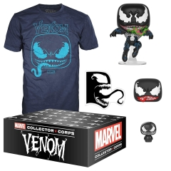 Коробка Funko Marvel Collector Corps Box: Venom