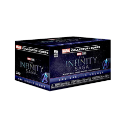 Коробка Funko Marvel Collector Corps Box: The Infinity Saga End Credits Scenes