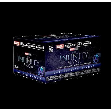 Коробка Funko Marvel Collector Corps Box: The Infinity Saga End Credits Scenes