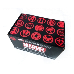 Коробка Funko Marvel Collector Corps Box: The Infinity Saga
