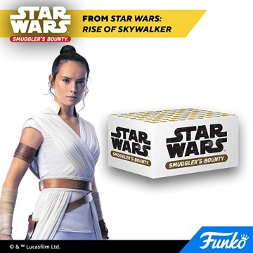Коробка Funko Star Wars: Smugglers Bounty Box: The Rise of Skywalker