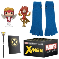 Коробка Funko Marvel Collector Corps Box: Classic X-Men