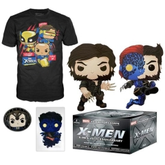 Коробка Funko Marvel Collector Corps Box: X-Men 20th Anniversary
