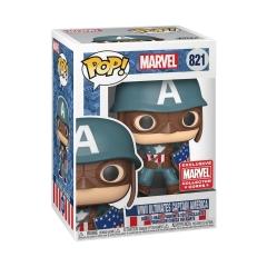 Коробка Funko Marvel Collector Corps Box: Year Of The Shield