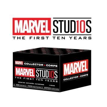 Коробка Funko Marvel Collector Corps Box: Marvel Studios 10