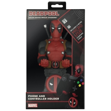 Подставка Cable Guys Deadpool Plinth 300031