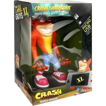 Подставка Cable Guys XL: Crash Bandicoot