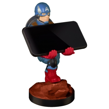 Подставка Cable Guys Avengers Captain America 300202