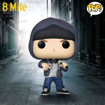 Фигурка Funko POP! Music: 8 Mile Eminem as B-Rabbit 35545