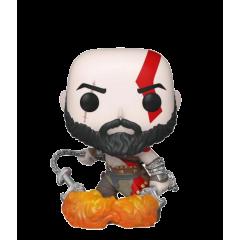 Фигурка Funko POP! God Of War: Kratos with the Blades of Chaos Exclusive 36392