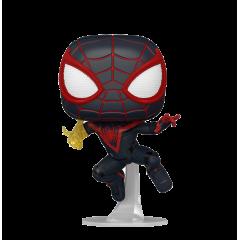 Фигурка Funko POP! Spider-Man: Miles Morales Game Classic Suit 50150
