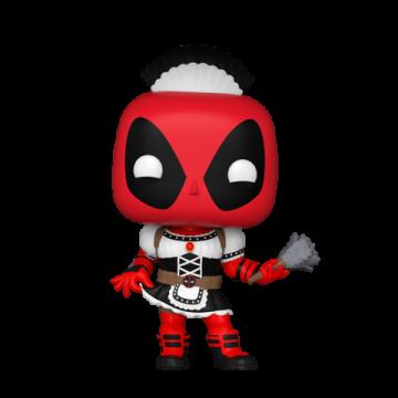 Фигурка Funko POP! Marvel: Deadpool As French Maid Exclusive 51284
